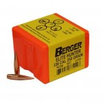 "Berger Elite Hunter 338 (.338"") HPBT 250 grain"