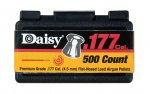 Daisy 4,5 mm Flat Pellets 500-pack