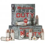 Hornady Ammunition 9mm Luger 135 gr FlexLock Critical DUTY Plus P