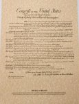 The Bill of Rights Document