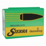 "Sierra GameKing 6,5 mm (.264"") SBT 140 grain"