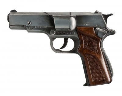 Police 8-patroners Gold Collection Pistol