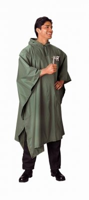 Regnponcho Military Rip-Stop