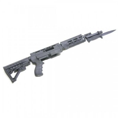 AR-15 stock Ruger 1022