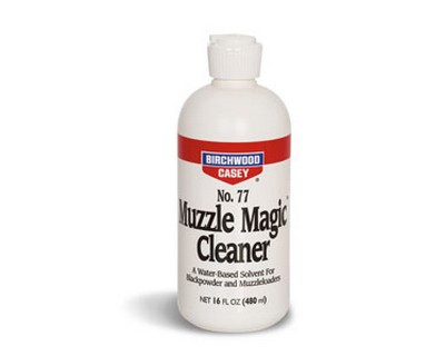 Muzzle Magic Cleaner Solvent
