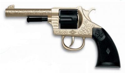 Revolver 12 skott Oregon Gold