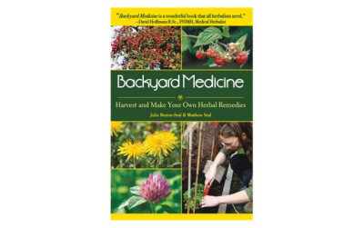 Backyard Medicine Harvest and Make Your Own Herbal Remedies'