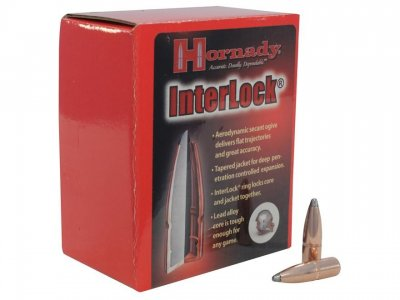 "Hornady Interlock 338 (.338"") SP-RP 250 grain"