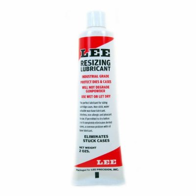 Lee Resizing Lube