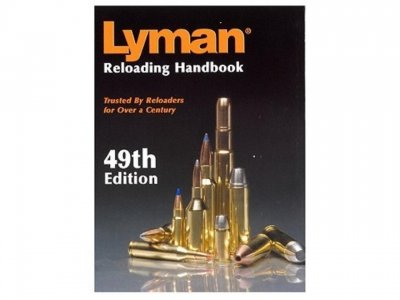 Lyman Laddbok- Realoding 49th edition
