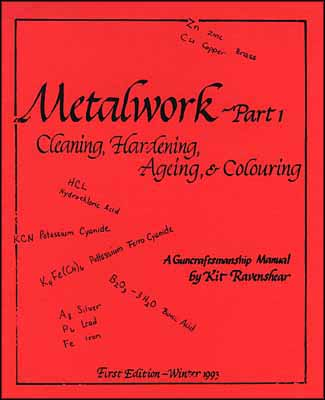 Metalworking, Volume One, a how-to booklet