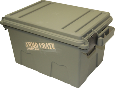Ammo Crate Utility Box Stor