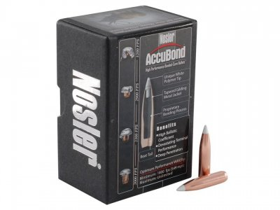 Nosler Accubond 6,5 mm 140 grain