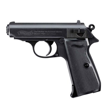 LUFTPISTOL WALTHER PPK/S - 4,5MM
