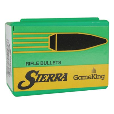 "Sierra GameKing 25 (.257"") SBT 117 grain"
