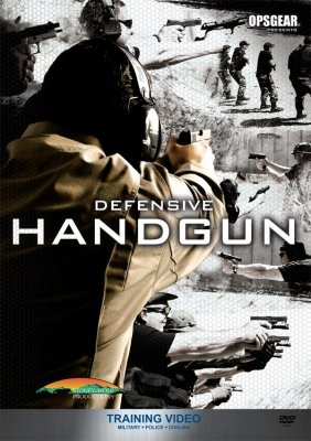 DVD Defensive Handgun