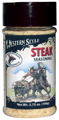 Steak Seasoning-stekarnas bästa vän